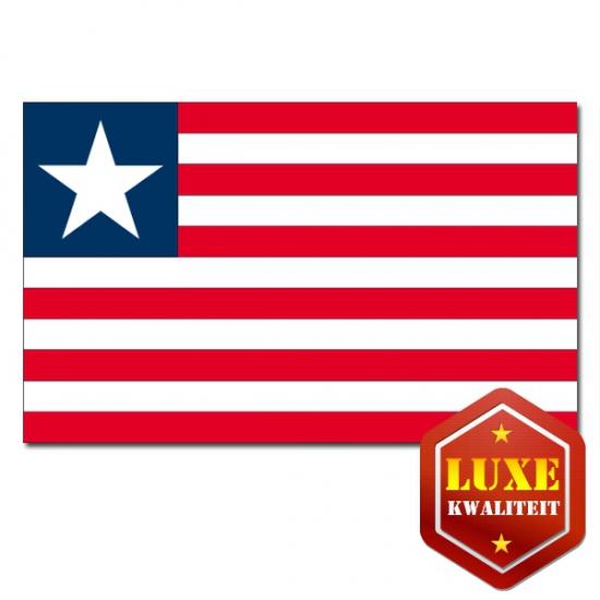 Afrikaanse vlaggen Liberia