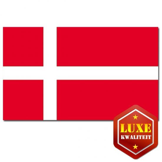 Goede kwaliteit Deense vlaggen
