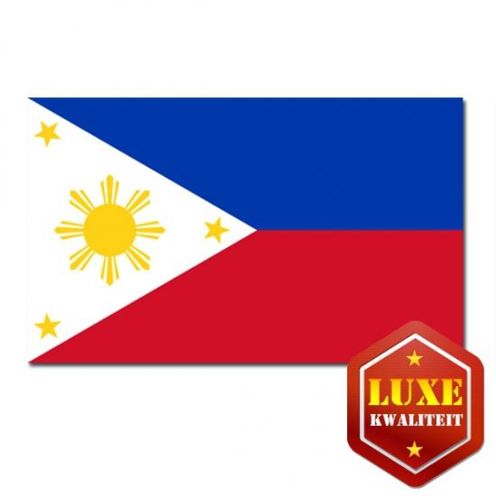 Landen vlaggen van Filipijnen