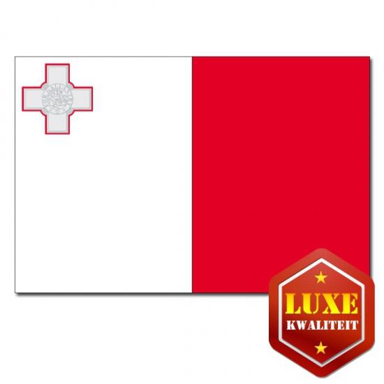 Landen vlaggen van Malta