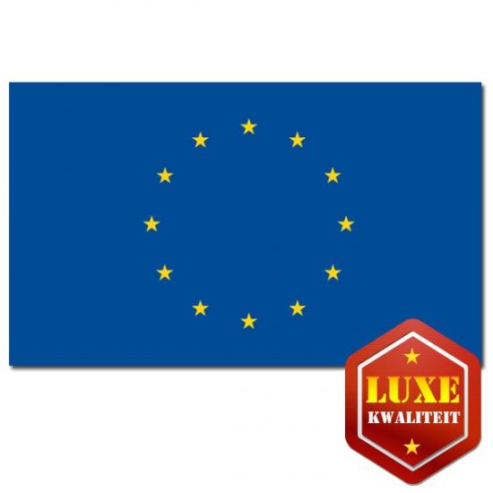 Mega vlag europese uni