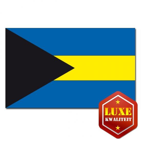 Vlag van het eiland Bahamas