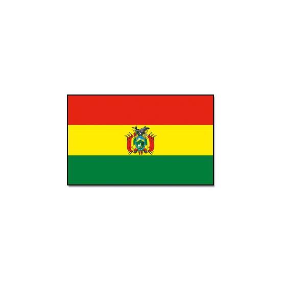 Vlaggen Bolivia
