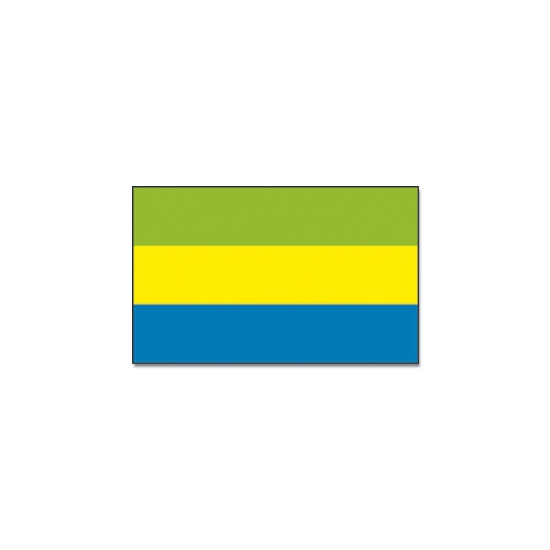 Vlaggen Gabon