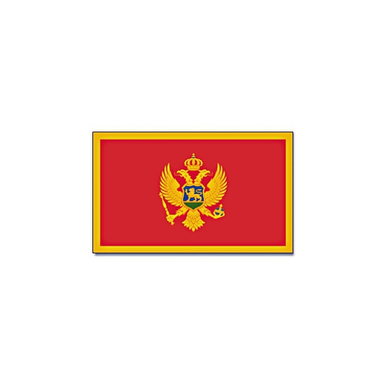 Vlaggen Montenegro
