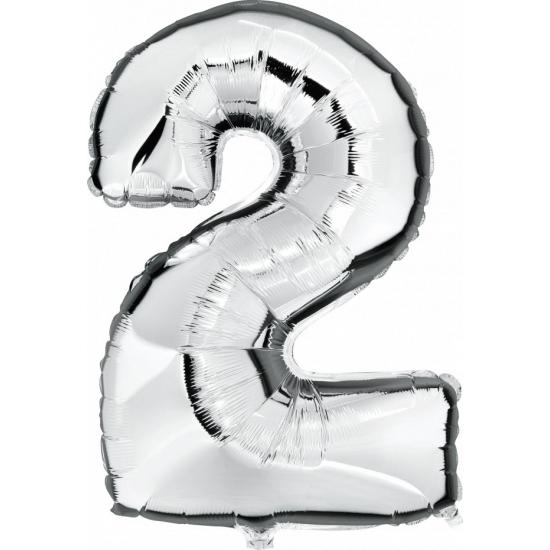 2 jaar geworden cijfer ballon Geen gaafste producten