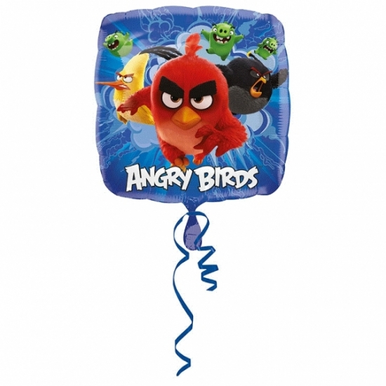 Angry Birds helium ballon 43 cm Angry Birds voordeligste prijs