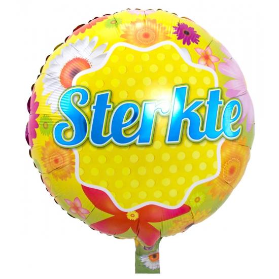 Beterschap wensen folie ballonnen Folat Beste koop