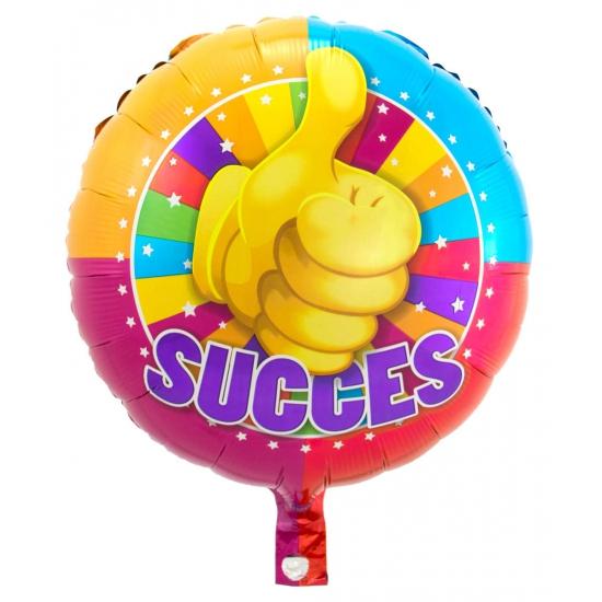 Feestartikelen diversen Dikke duim omhoog folie ballon