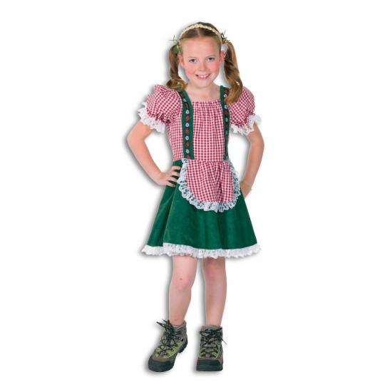Duitse verkleed kleding voor meiden