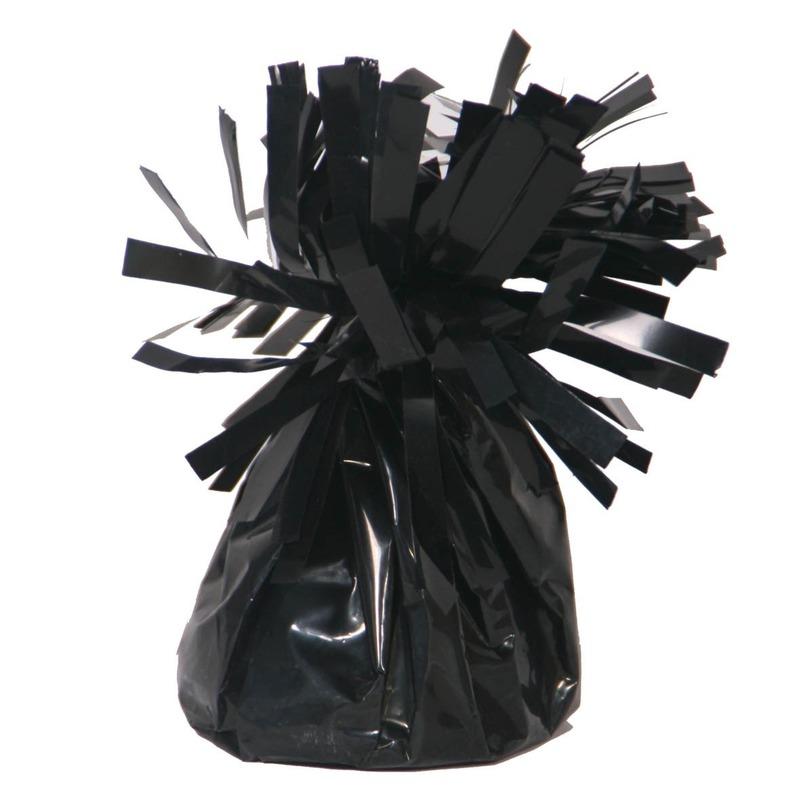 Gewicht zwart voor ballonnen 170 gr Geen Feestartikelen diversen