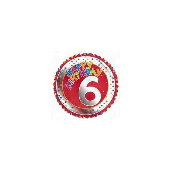 Happy Birthday 6 jaar verjaardag Bierfeest artikelen Beste koop