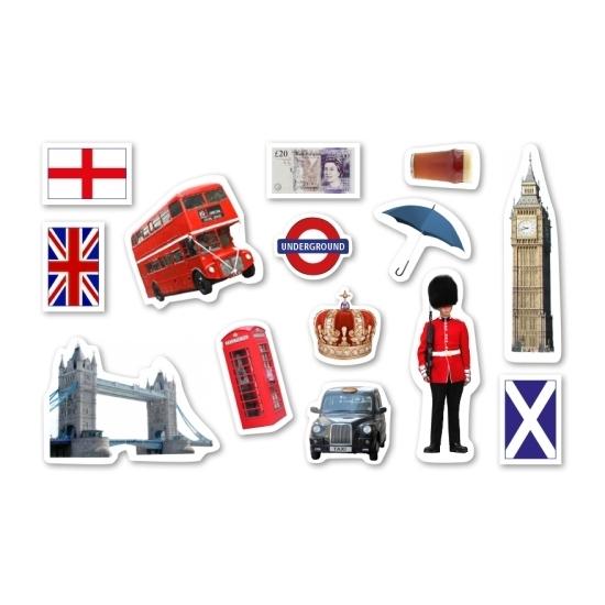 Merkloos Feestje confetti Engeland 300g online kopen