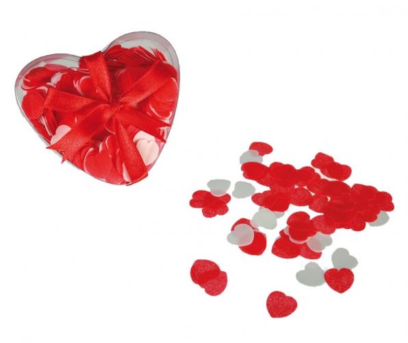 Merkloos Hartvormige confetti voor in bad online kopen